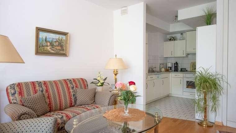 Appartments in der Seniorenwohnanlage Park-Rondeel